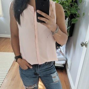 Apt.9 sleeveless blouse